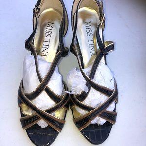 Miss Tina Black heels